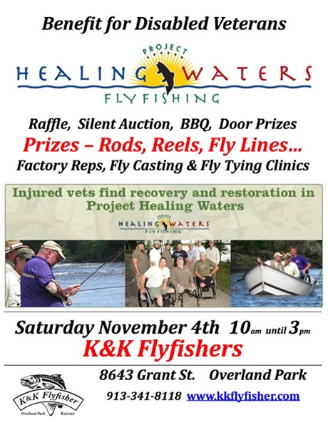 2017 Project Healing Waters Event - Nov 4