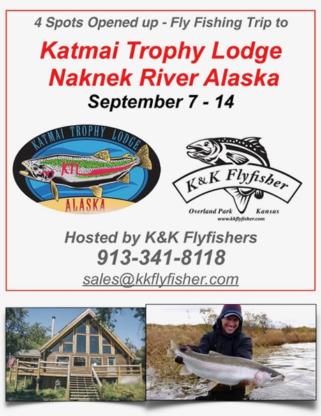 Katmai Trip - September 2019